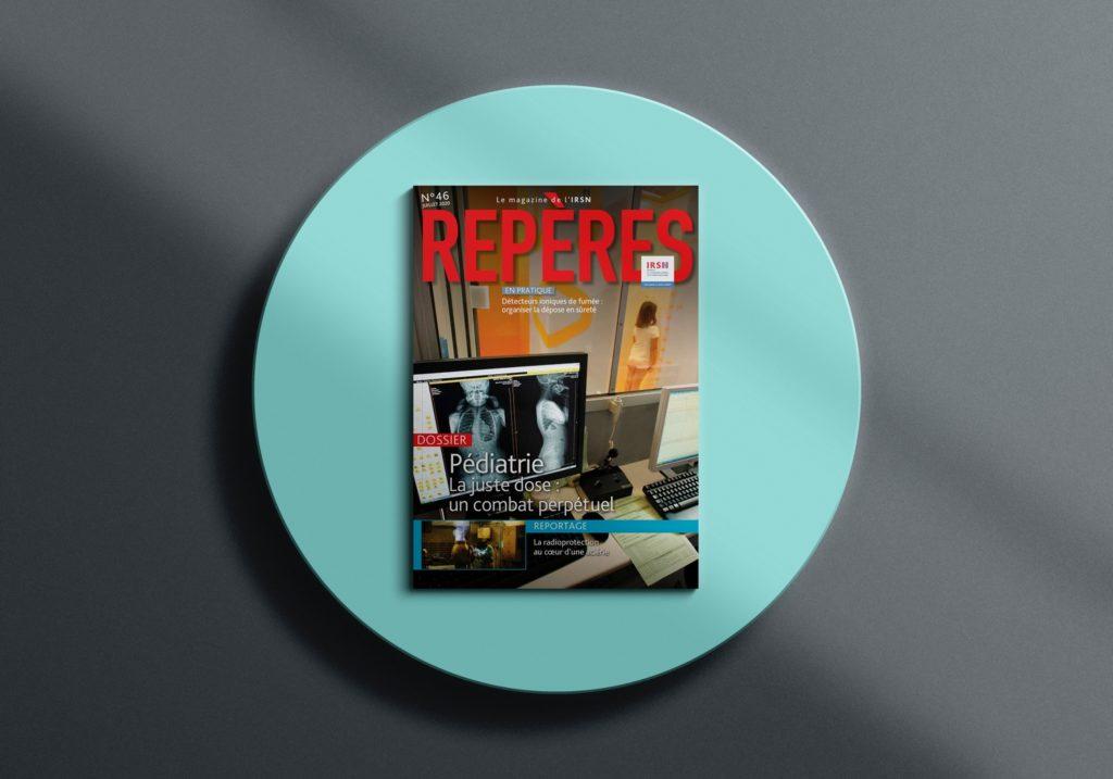 Relecture d'un magazine (Repères)